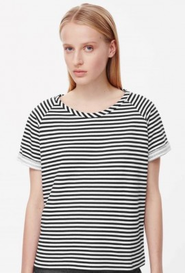 Cos Striped Top