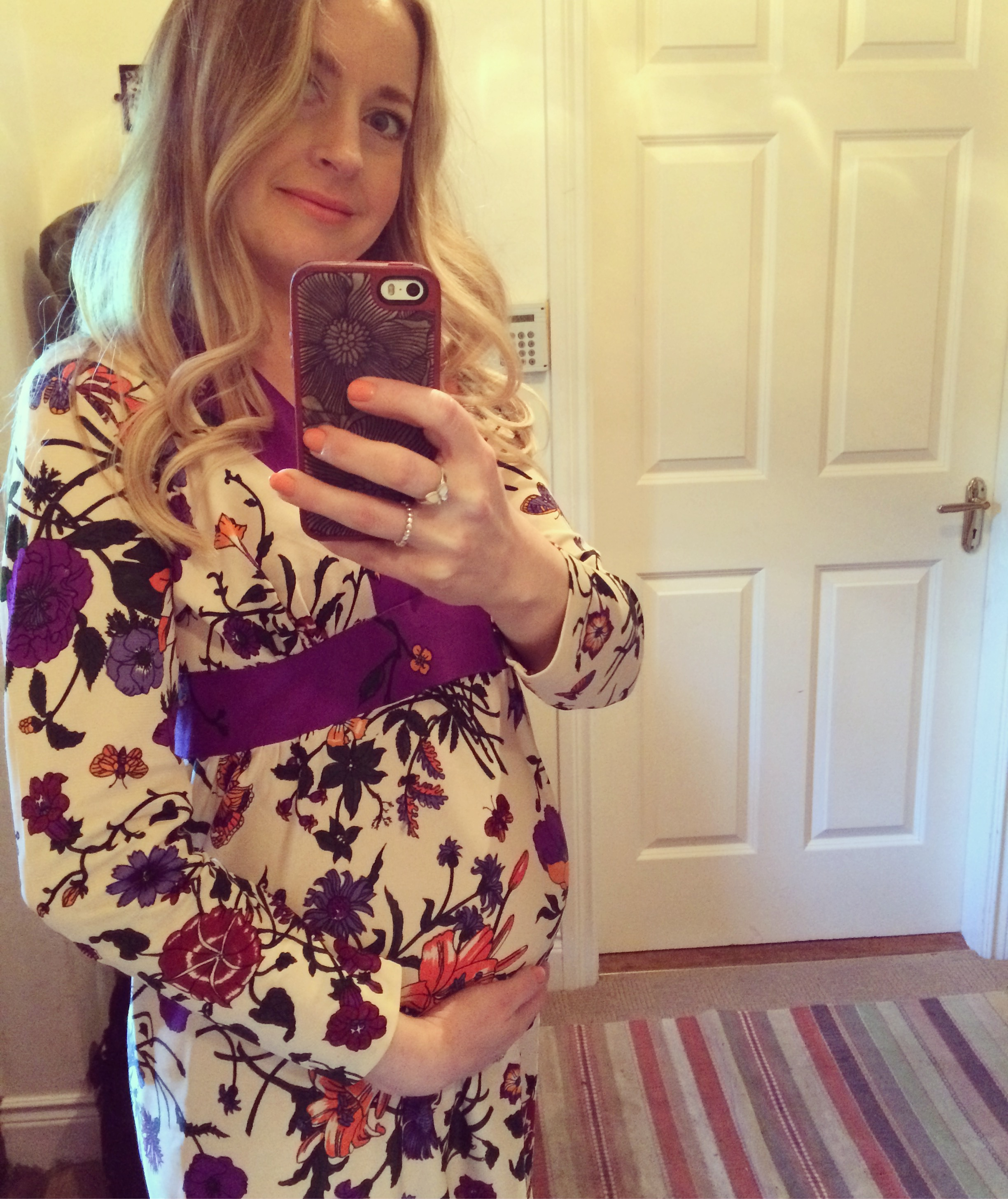 Maternity Style: On a Budget!