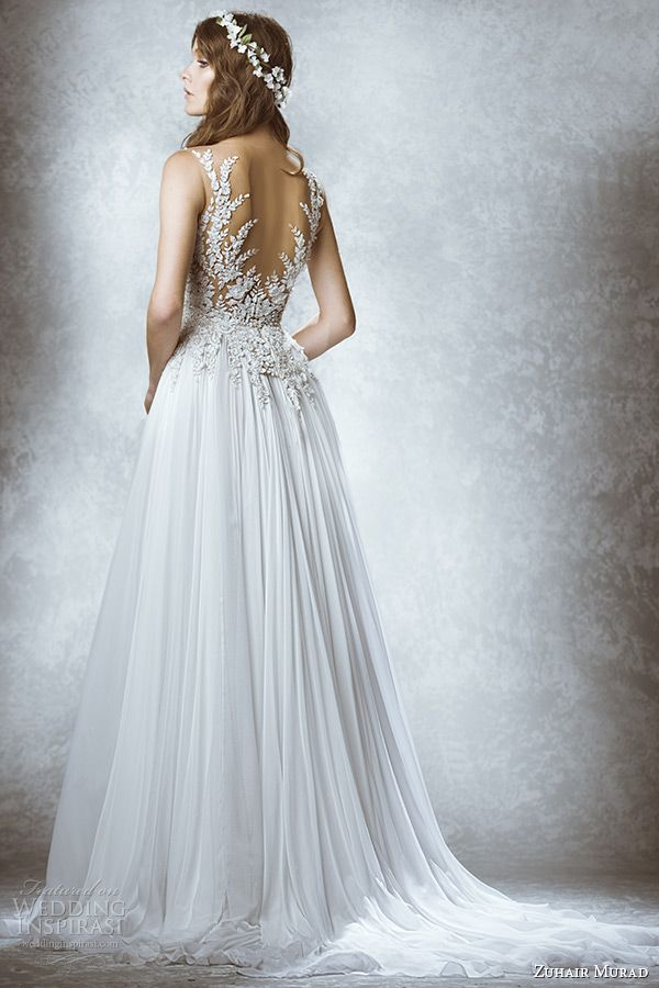 Zuhair Maurad wedding dress